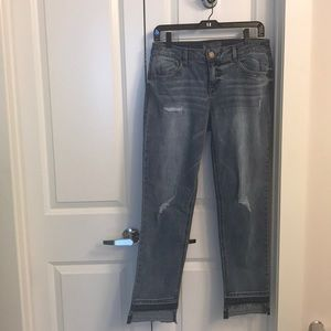 Brand New Distressed Jeans